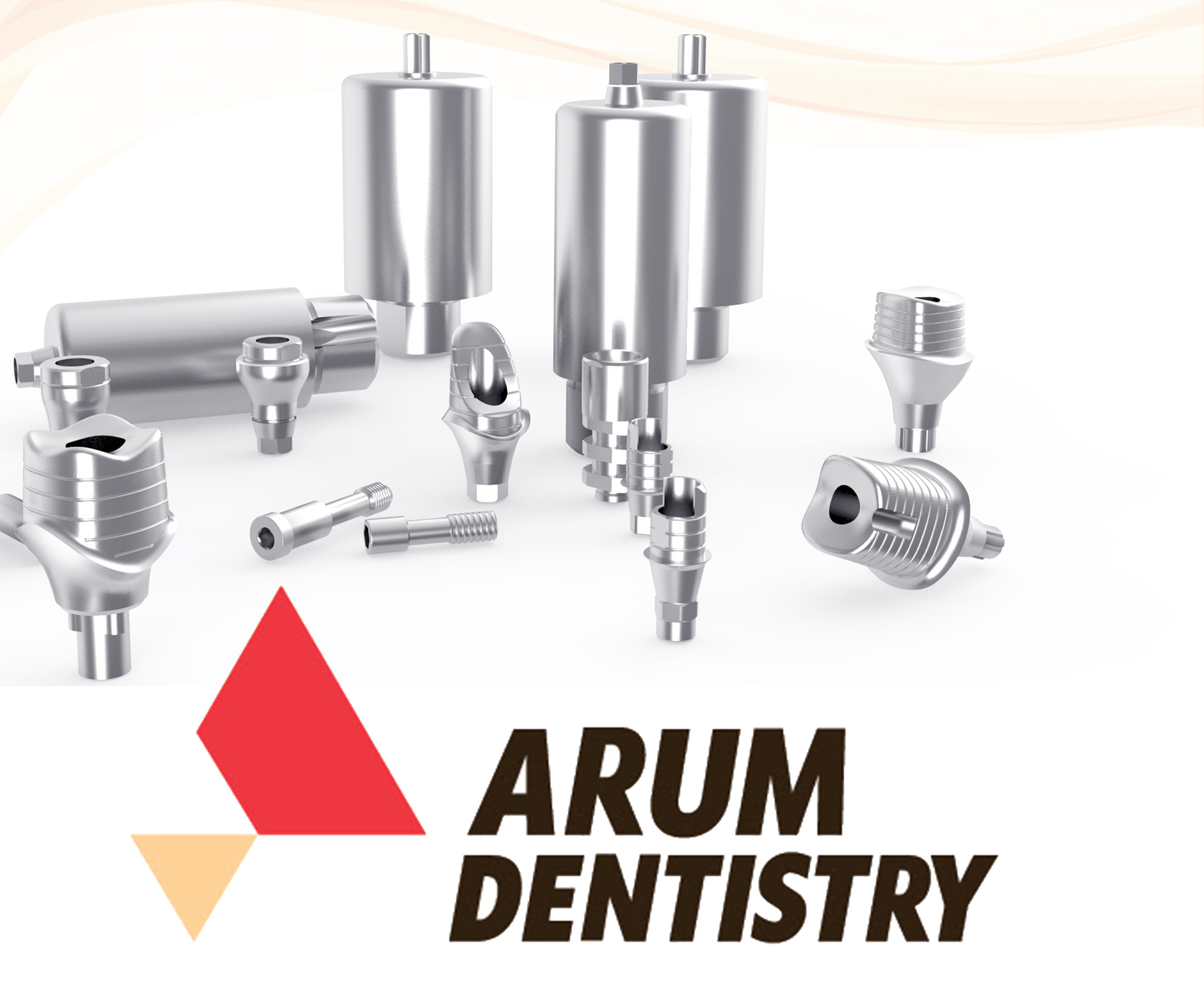 FDA Cleared Implant Components from Arum Dentistry